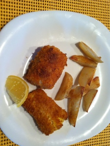 Crispy Codfish