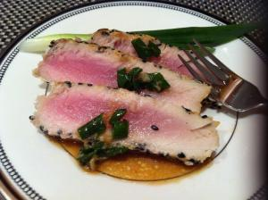 10 - Tuna Steaks